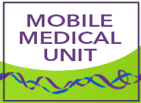 Mobile Medical Unit schedule