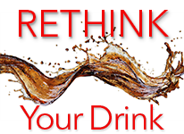 CDPH Rethink Your Drink campaign